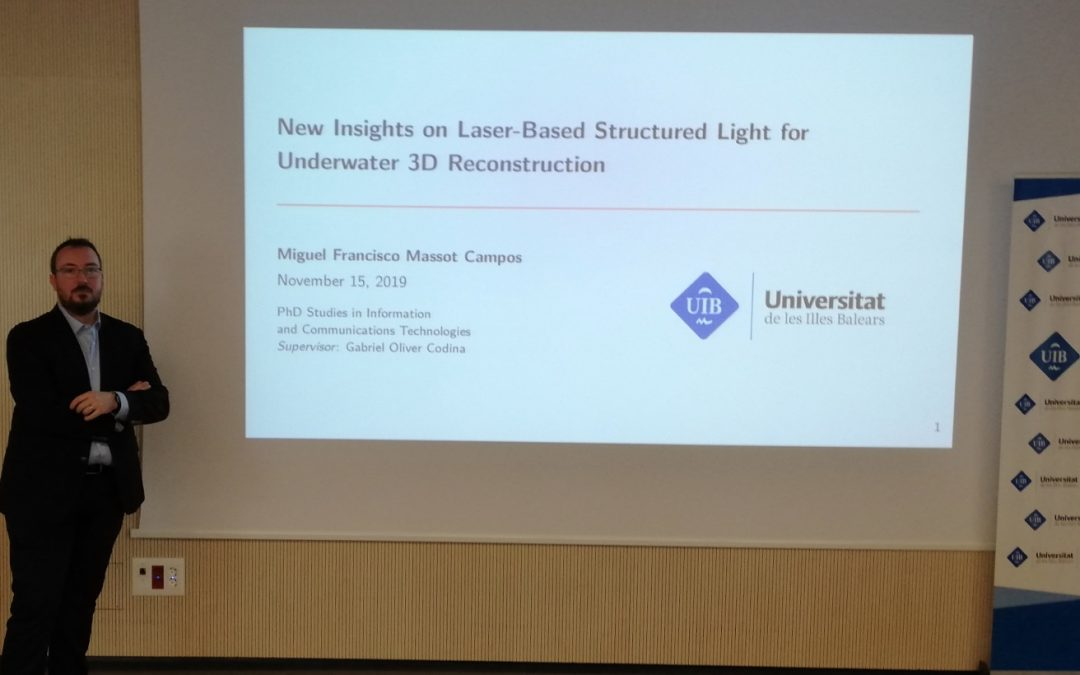 Doctoral thesis: New Insights on Laser-based Structured Light for Underwater 3D Reconstruction