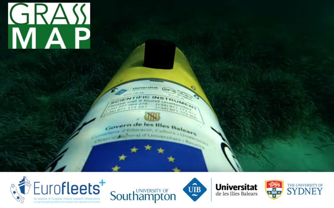 The SRV will participate in the GRASSMAP scientific cruise funded by the Eurofleets+ programme